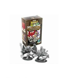 Heroes of Land, Air & Sea - Mercenaries Pack 2